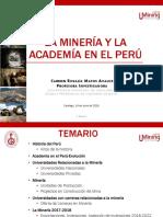La minería y la academia en el Perú_C. Matos.pdf