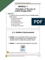 Materi Pelatihan UniSim