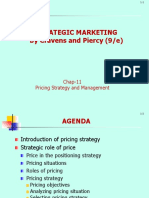 Strategic Marketing - Chapter 11