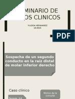 caso clínico maestría en endodoncia