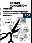 Teaching Resources - Communication Games (Elementary)