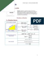 Apuntes Trigonometria