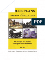 House Plans for Narrow and Small Lots.pdf