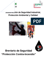 2. Proteccion contraincendio