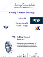 23-Rolling Contact Bearings