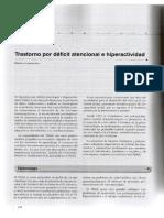 Capitulo 34, psicopatología infanto juvenil Almonte 2012