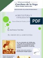 Agricultura y Civilización