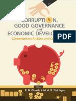 Corruption, Crime and Economic Growth