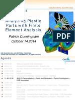 CAEA Plastics Demo