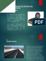 Metodo Del Instituto Del Asfalto Diapositivass