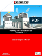 Dossier Cemento Txx