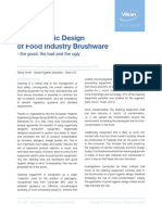 Whitepaper_The Hygienic Design of Food Industry Brushware