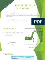 CLASIFICACION DE FLUJOS DE FLUIDOS.pptx
