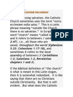 REFUTING CATHOLICISM