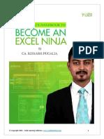 Lo1Eu5lTfG0KVdwSu0Ji_eBook - Become an Excel Ninja