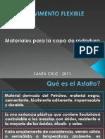 PavFlex-Materiales