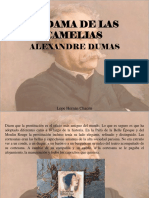Lope Hernán Chacón - La Dama de Las Camelias, Alexandre Dumas