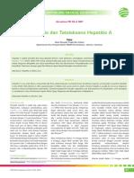 Diagnosis Dan Tatalaksana Hepatitis A kalbemed