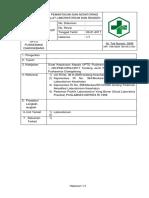 Sop Monitoring Dan Pamantauan Alat Lab Dan Reagen