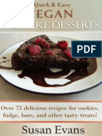 Evans, Susan-Quick & Easy Vegan No-Bake Desserts Cookbook_ Over 75 Delicious Recipes for Cookies, Fudge, Bars, And Other Tasty Treats! (2016)