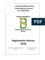 Reglamento Amrd Julio 2018