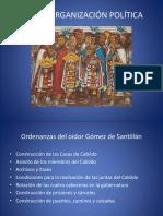 Reorganización Política de Tlaxcala Siglo XVI
