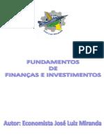 Fundamentos de Finanças e Investimentos[1]
