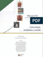 CTO 9ed Endrocrinologia, Metabolismo y Nutricion
