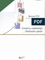 CTO 9ed Estadistica y Epidemiologia - Planificacion y Gestion