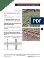 Rigid PVC Conduit Installation Guide