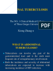 Abdominal tuberculosis 修.ppt
