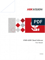 User Manual of IVMS-4200_V2.6.1