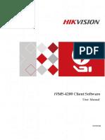 User Manual of IVMS-4200_V2.6.1