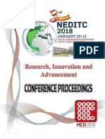 Proceeding NEDITC 2018