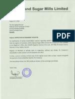 Inspection of Member Register-PUCARS