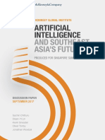 Artificial Intelligence and Southeast Asias Future