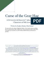 Curse of the Gray Hag