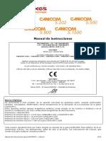 _Instrucciones Canicom 5.800 Manual Español