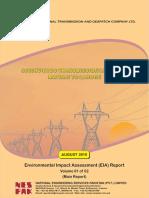 EIA - Report (Matiari-Lhr Project).pdf