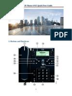 Cisco IP Phone 6945 User Guide