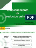 Almacemamiento Productos Químicos. Ppt