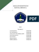 MAKALAH FASCIOLA