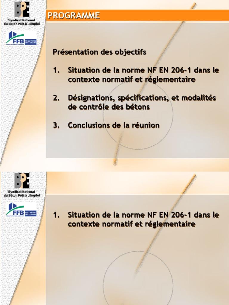 TÉLÉCHARGER NORME NFP 03-001
