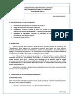 Características de Entidad Financiera
