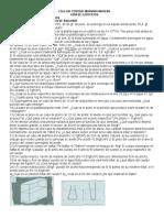 Practico de Problemas de Hidrostatica Abreviado 2014