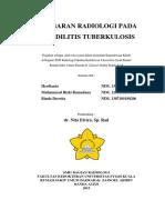 GAMBARAN RADIOLOGI PADA SPONDILITIS TUBERKULOSIS (1).docx