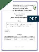 Régle de Calcul Des Semelles Superficielles Cr(1)