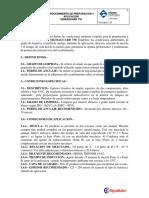 Procedimiento Sigmaguard 730_version 1.0