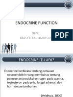Endocrine Function Daesy Lau