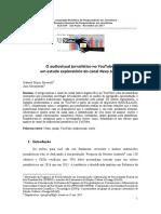 O audiovisual jornalístico no Youtube_Artigo.pdf